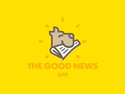 The Good News App Logo