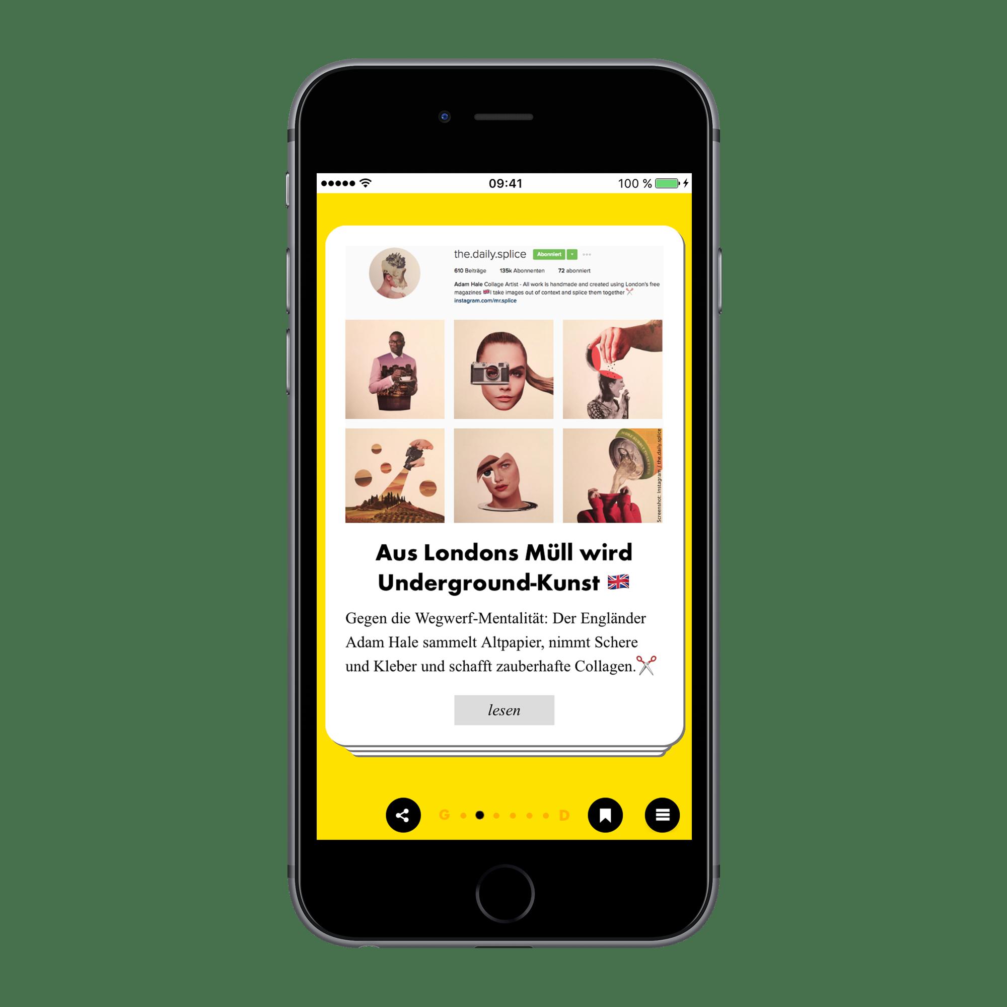 The Good News App Die Besten Guten Nachrichten