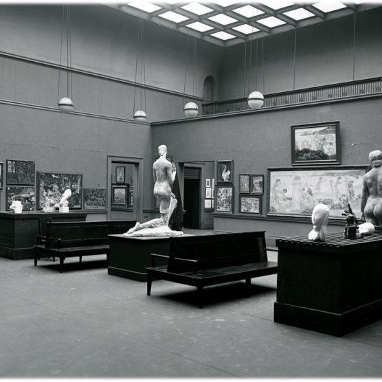 Als Europa die amerikanische Kunst umkrempelte