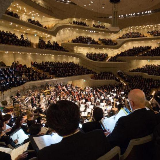 Zusätzliches Programm in der Elbphilharmonie!