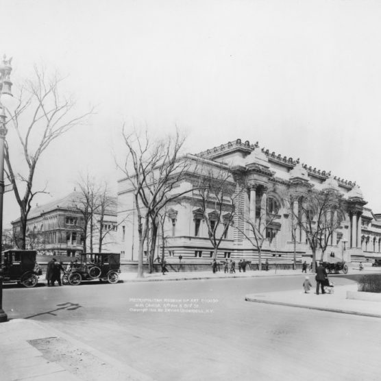 Ein Universalmuseum für Amerika