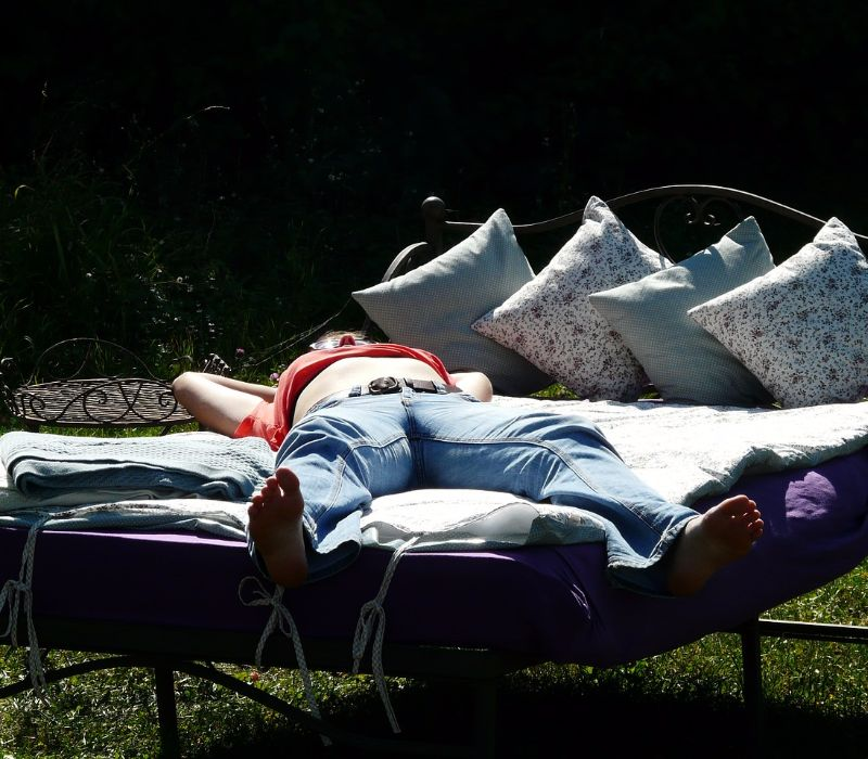 Ausgeschlafen macht Feiern mehr Spaß!