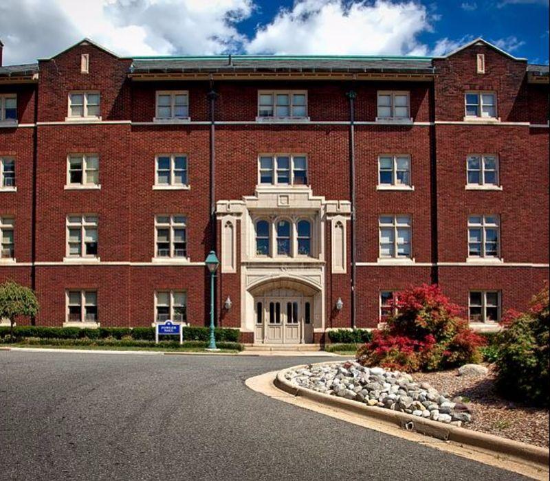 Eine Universität für Gehörlose und Schwerhörige