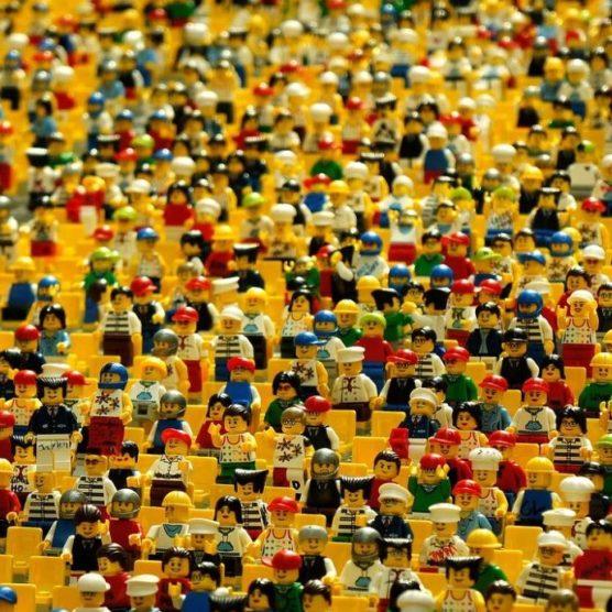 Good Fakt: 2019 mehr Lego-Menschen als echte Menschen