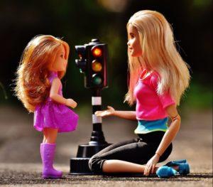 Good Fact: Barbie & Ken