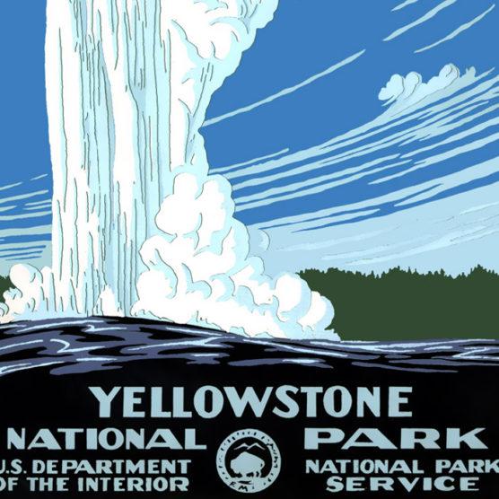 Zum Schutz von Grizzly, Bison & Co - Nationalparks