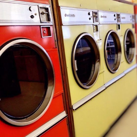 Good Fact - erste Waschmaschine