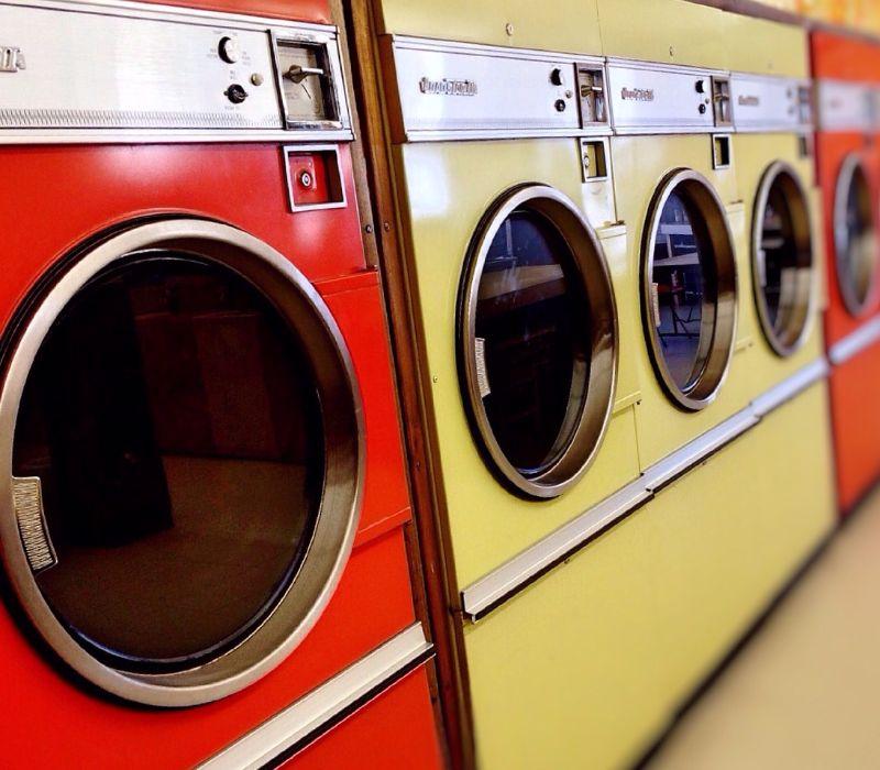 Good Fact – erste Waschmaschine