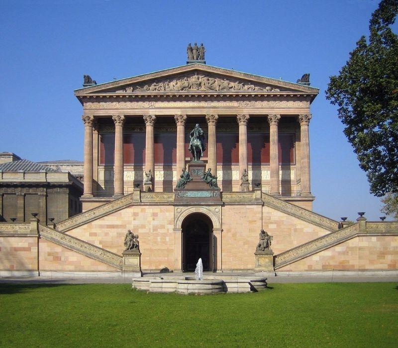 Als Berlin seine Nationalgalerie erhielt