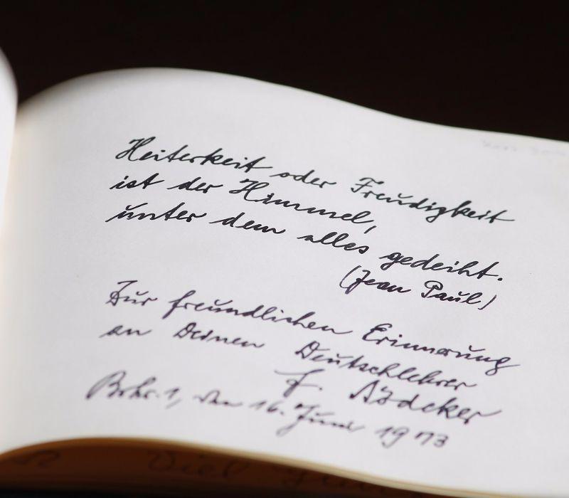 Good Fact – Welttag Poesie