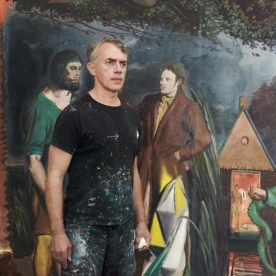 Neo Rauch - ein Künstler öffnet seine Welt