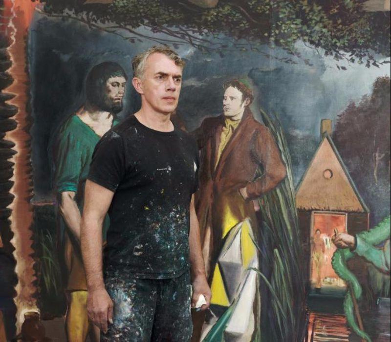 Neo Rauch – ein Künstler öffnet seine Welt