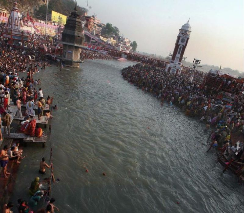 Gericht erklärt Ganges zu einem Lebewesen