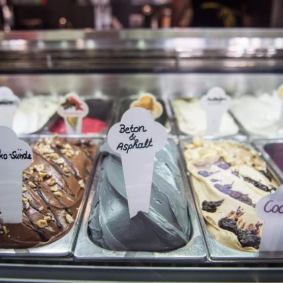 Kuriose Trends in Deutschlands Eisdielen
