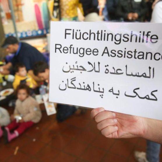 Fast jeder zweite Muslim in Flüchtlingshilfe aktiv