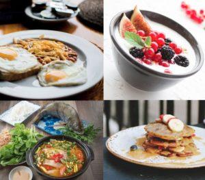 Frühstücksreise um die Welt (1)