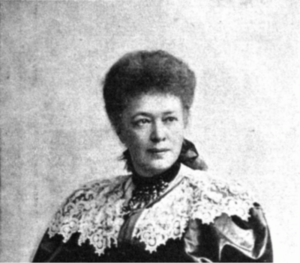 Good Fact – Bertha von Suttner