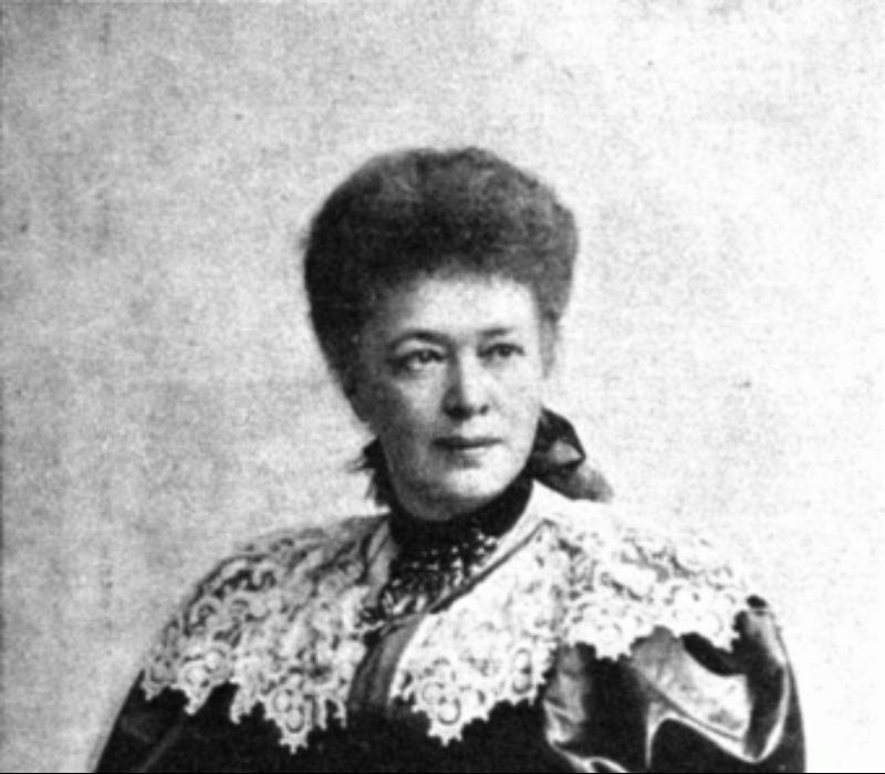 Good Fact – Bertha von Suttner