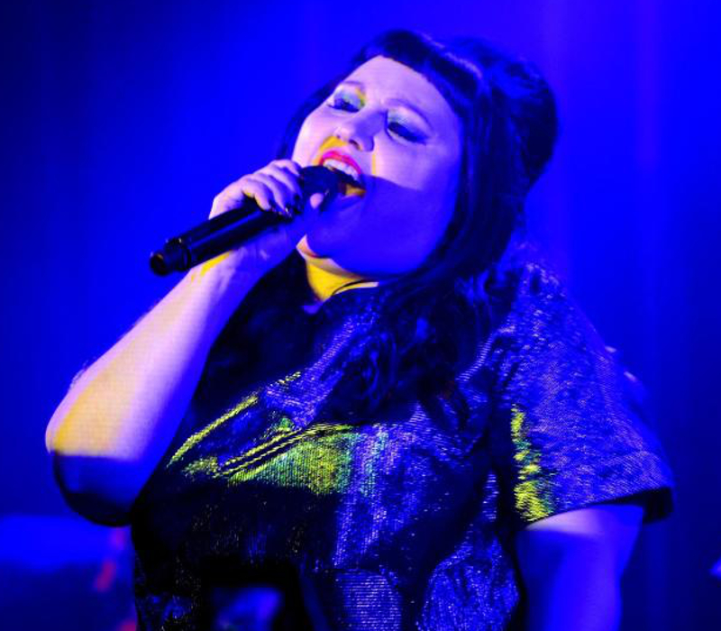 "Mit ""Fire"" in die Solokarriere – Beth Ditto"