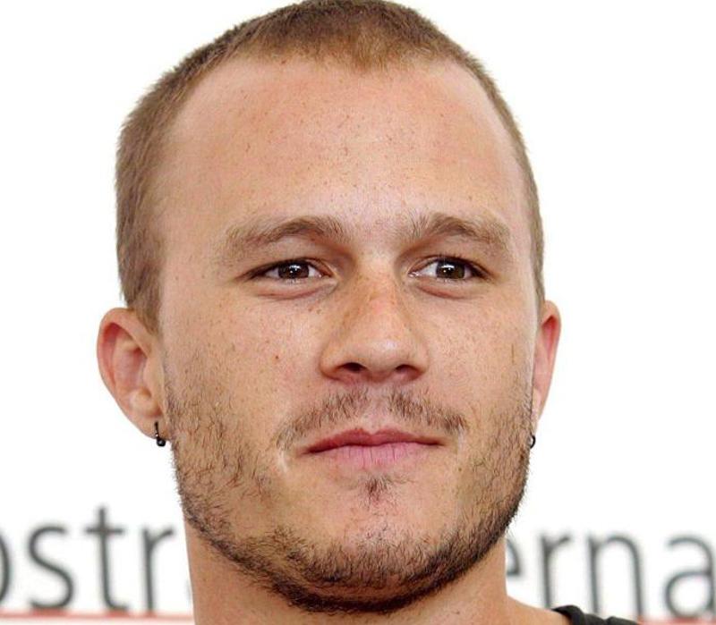 Bewegendes Porträt – Heath Ledger