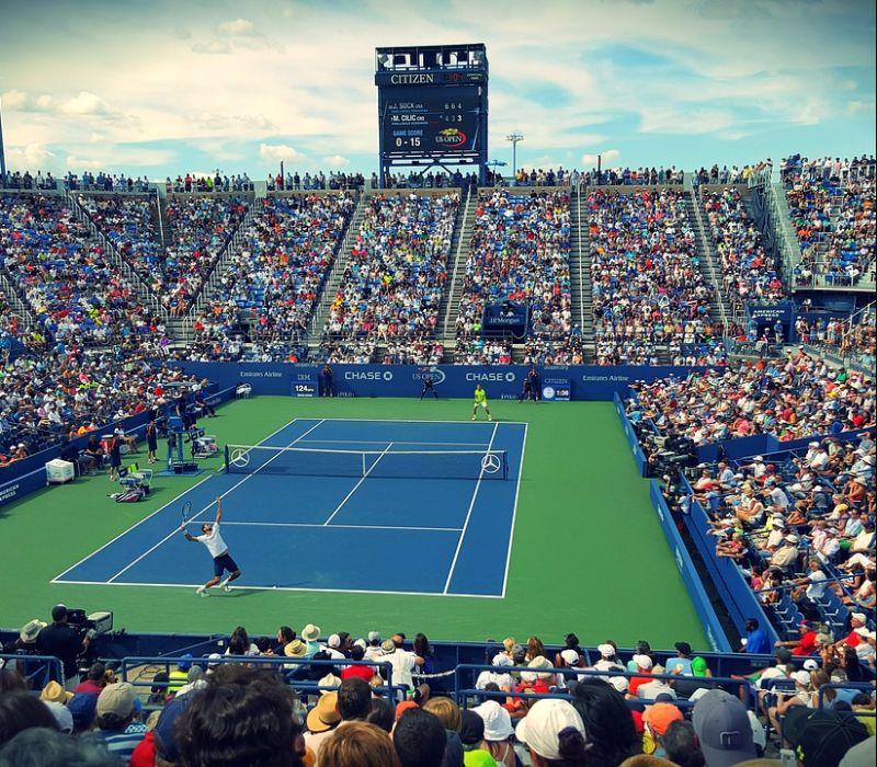 Längstes Tennisspiel