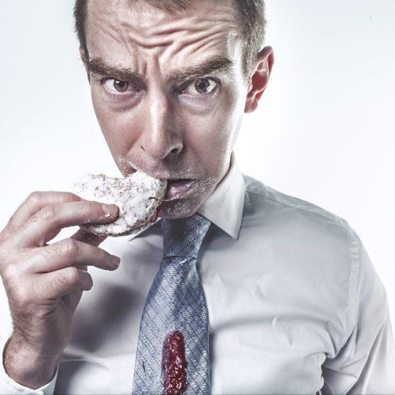 Verrückte Diäten zum Schmunzeln