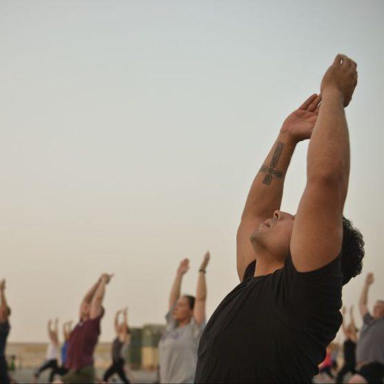 Yoga für echte Kerle