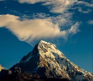 Eine Frau – 14 Berggipfel – ein Traum
