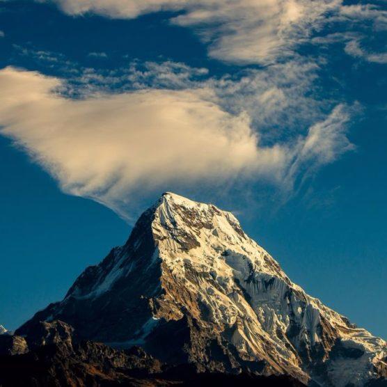 Eine Frau - 14 Berggipfel - ein Traum