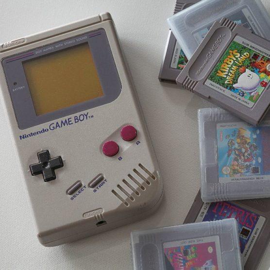 Spielekonsole to go