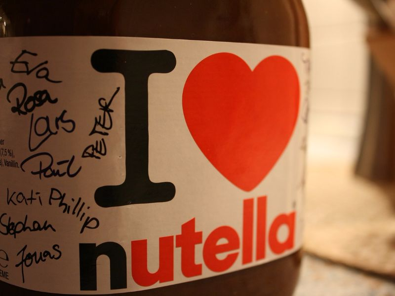 Good Fact – Nutella