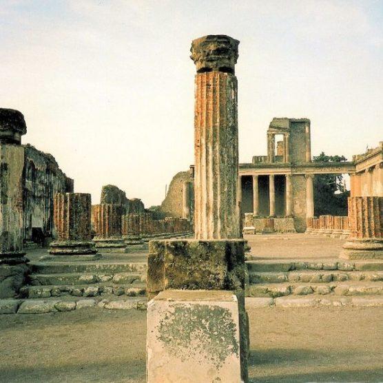 Good Fact - Pompeji