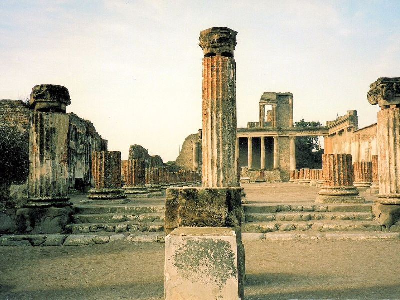 Good Fact – Pompeji