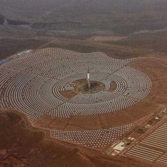 Sauberer Strom für 1,3 Mio. Menschen in Marokko