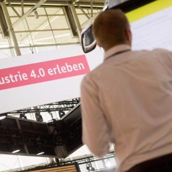 Weltgrößte Industrieschau - Hannover Messe eröffnet