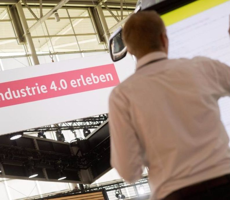 Weltgrößte Industrieschau – Hannover Messe eröffnet
