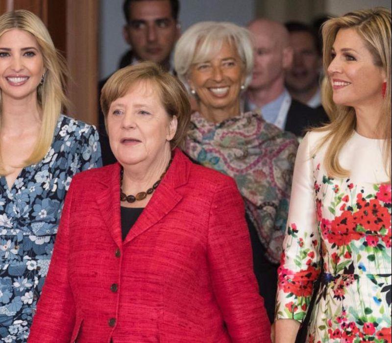 Merkel will Welt-Fonds für Frauen