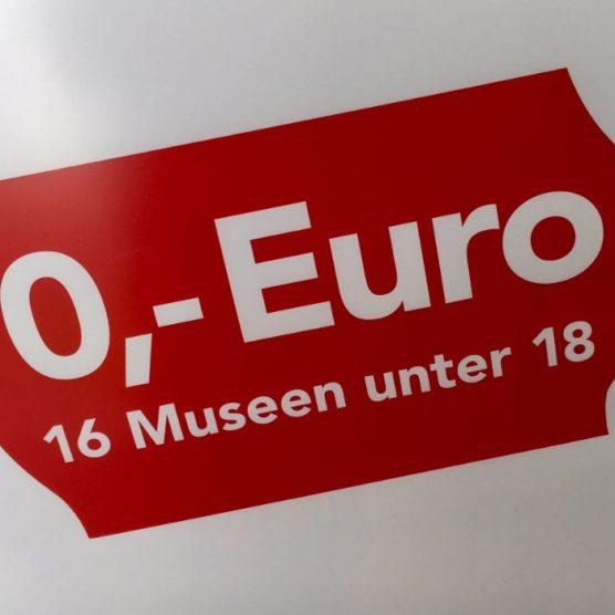 Kostenlos ins Museum - wann deutschlandweit?