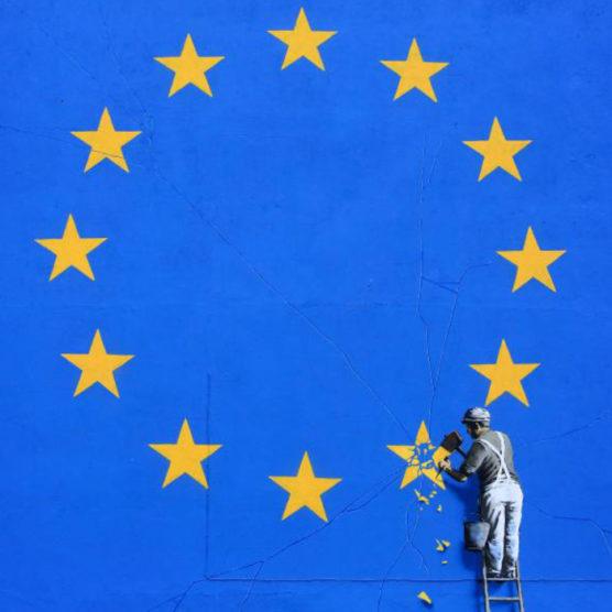 Banksys Brexit-Kommentar