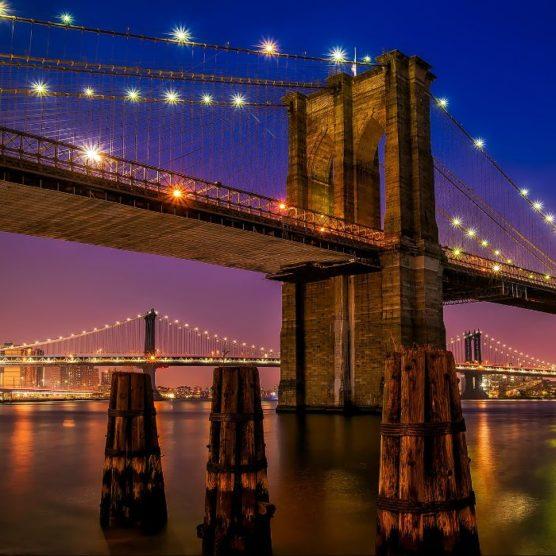 134 Jahre Brooklyn Bridge