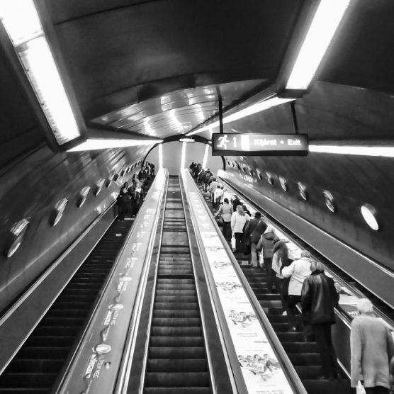 Good Fact - Erste U-Bahn in Kontinentaleuropa in Betrieb