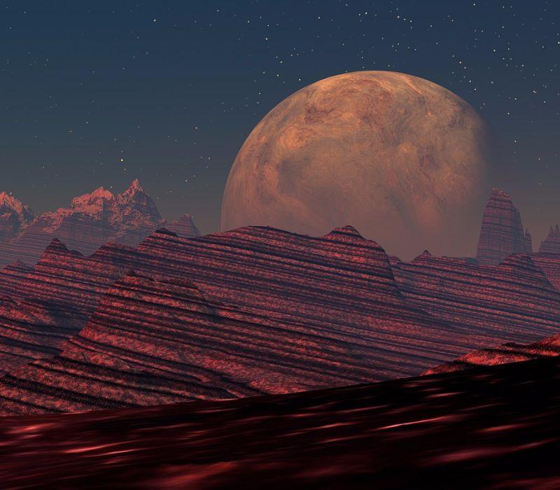 Good Fact – Mars