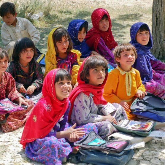 Save the Children - für den Schutz von Kindern