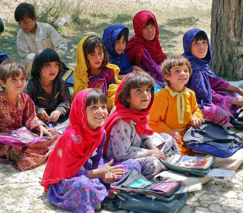 Save the Children – für den Schutz von Kindern