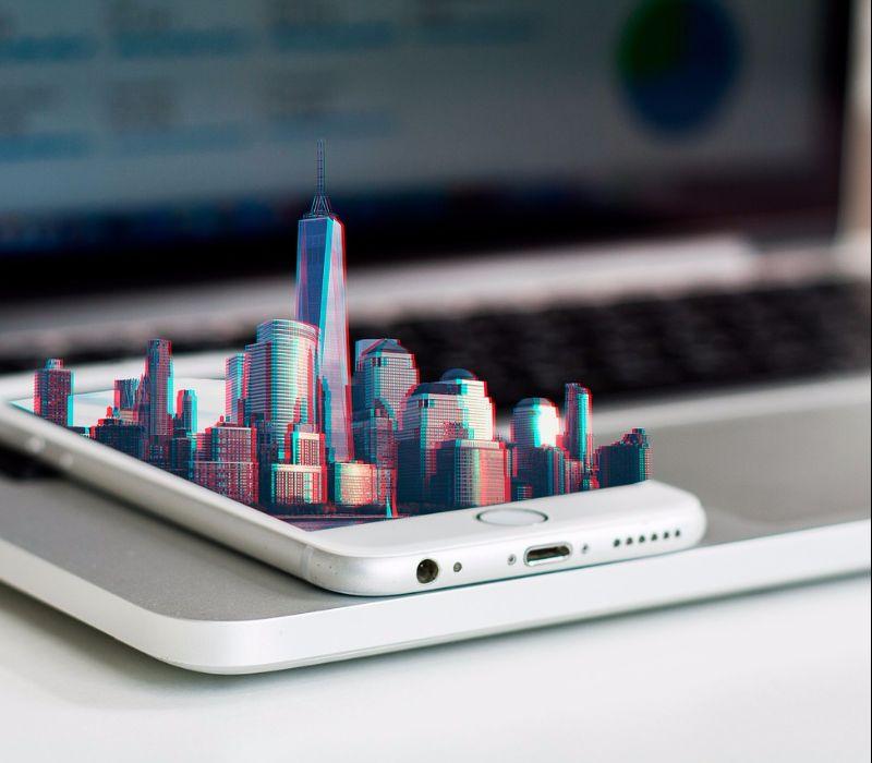 Hologramme auf Smartphone und Co?