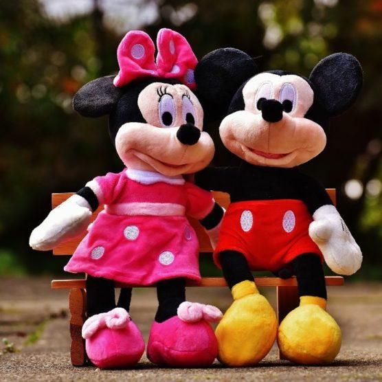 Micky trifft Minnie: Beginn einer großen Lovestory