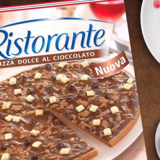 Good Fact - Schokoladen Pizza
