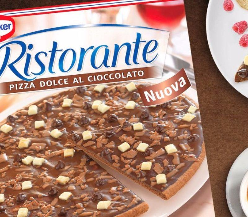 Good Fact – Schokoladen Pizza