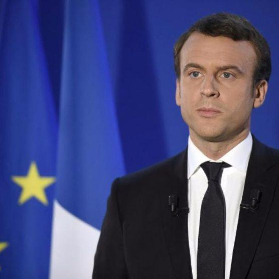 Nochmal gut gegangen - Macron siegt