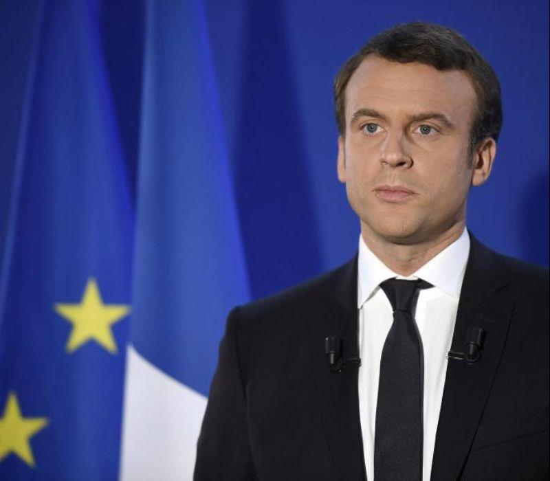 Nochmal gut gegangen – Macron siegt